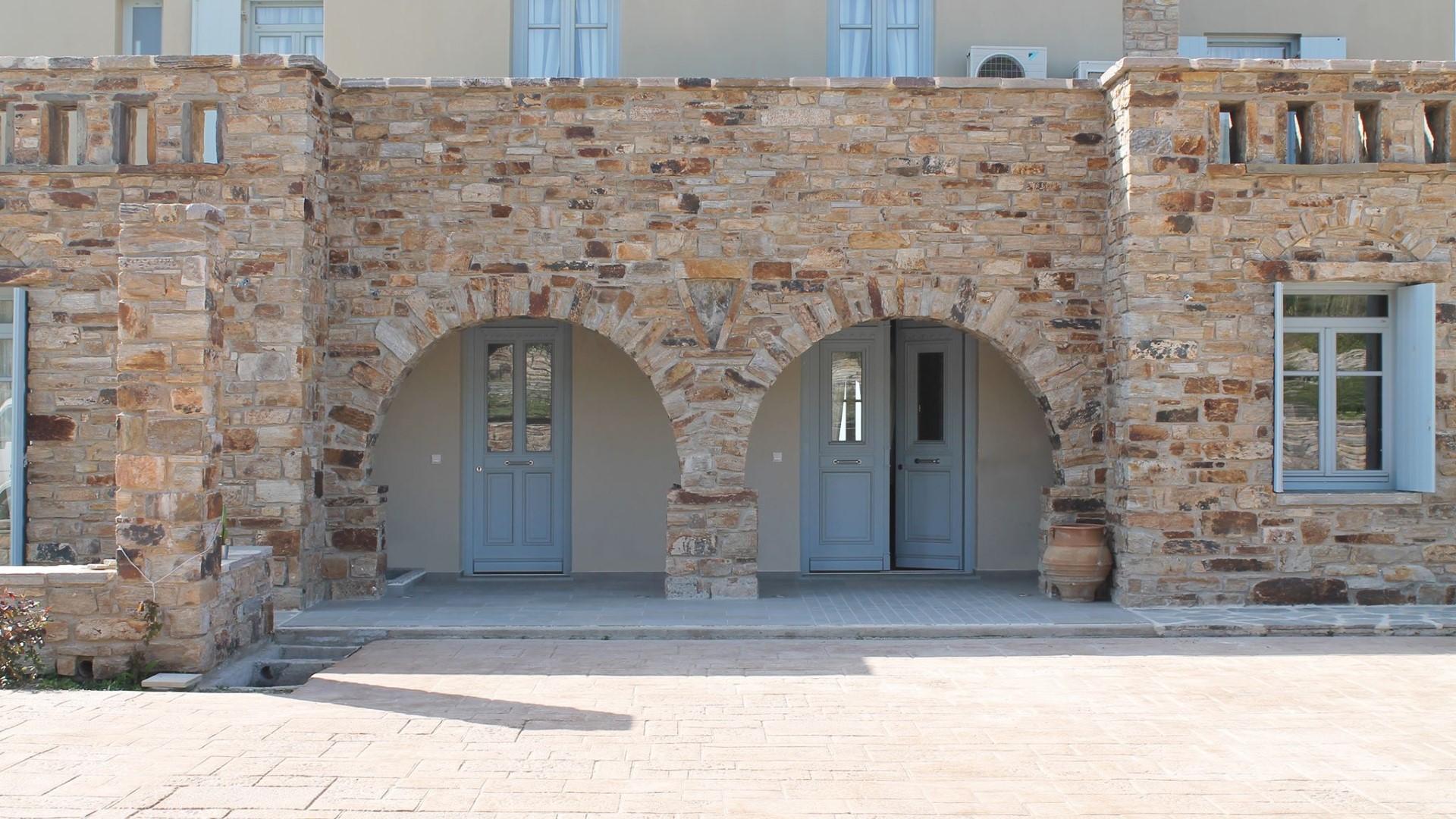 Aetheras House Naxos